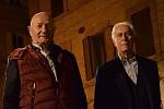 Il presidente Beleggia e il sindaco Benedetti