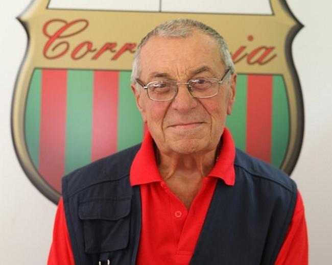IL SEGRETARIO  Quintino Pieroni, 81 anni! Il primo verbale