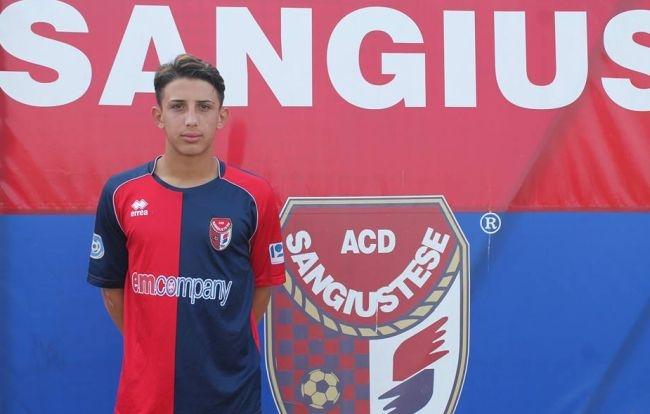 Calcio in lutto, muore a 18 anni Raffaele Santagata del Casarano
